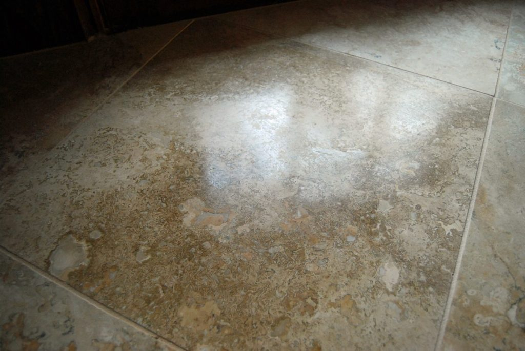 How to Clean Travertine   and other Natural Stones | Greater