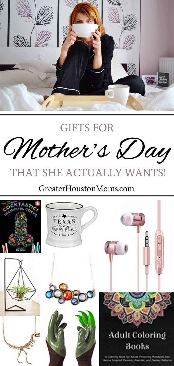 Gift inspiration for mom she actually wants