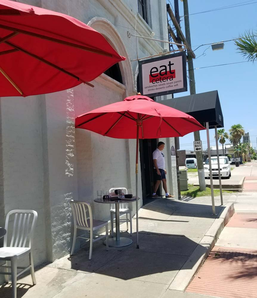 Eat Cetera Cafe in Galveston TX