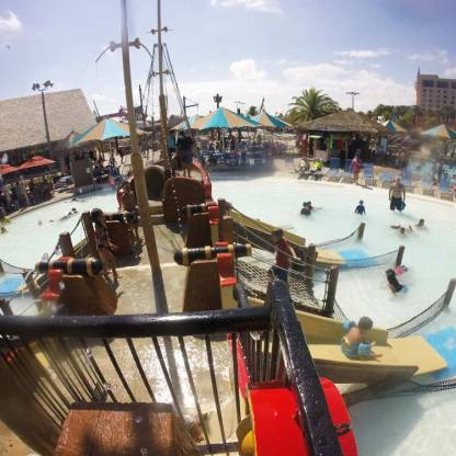 Treasure Island Play Area