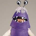 Boo from Monsters Inc Costume