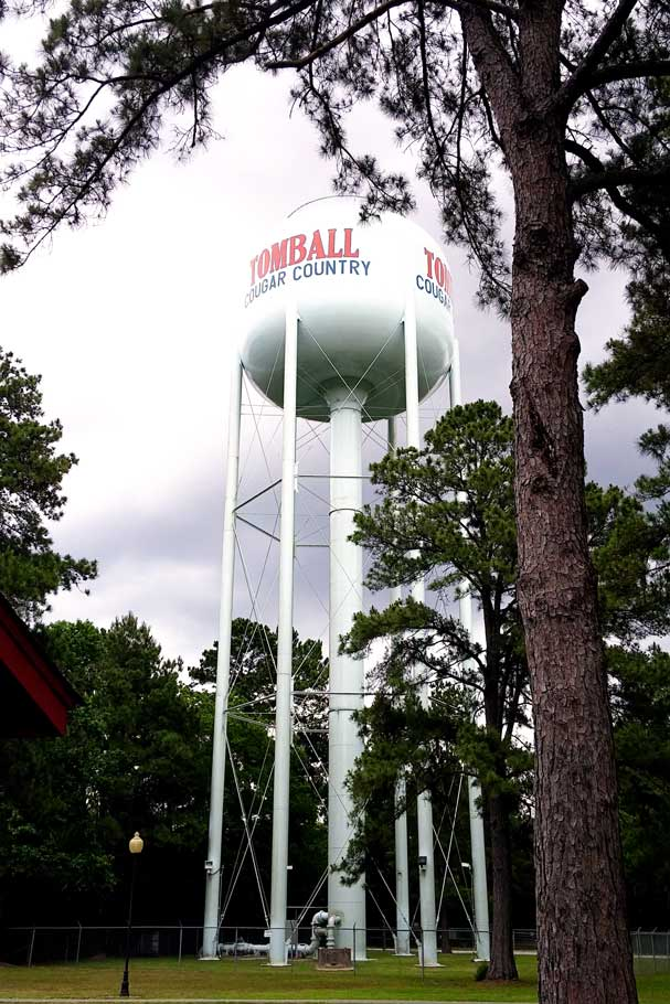 Juergens Park Water Tower
