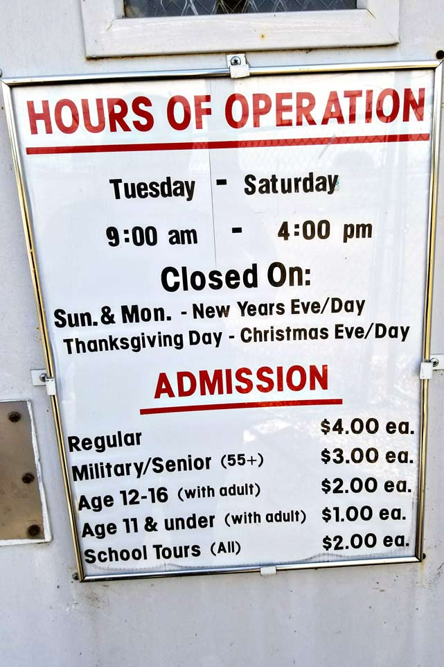 Texas Air Museum Hours and Prices