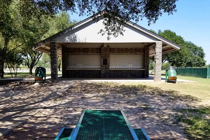 Zube Park Concessions & Restrooms