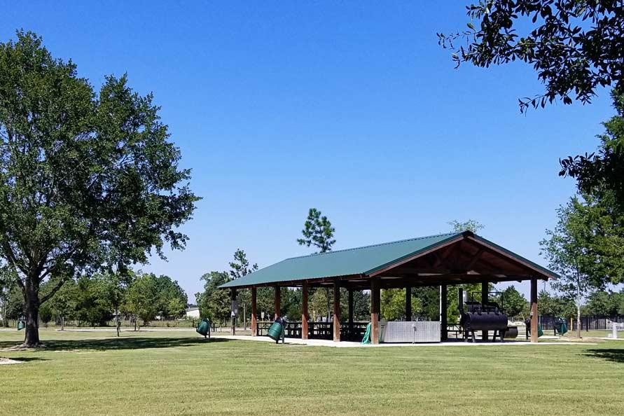 Zube Park Large Pavilion