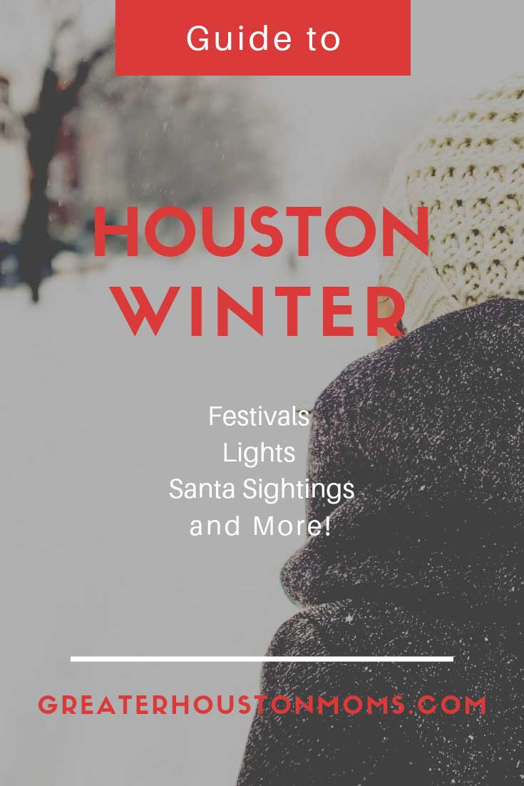 Guide to Houston Winter Festivals, Lights, and More!