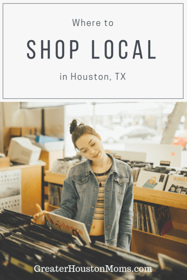 Where to Shop Small Houston, TX