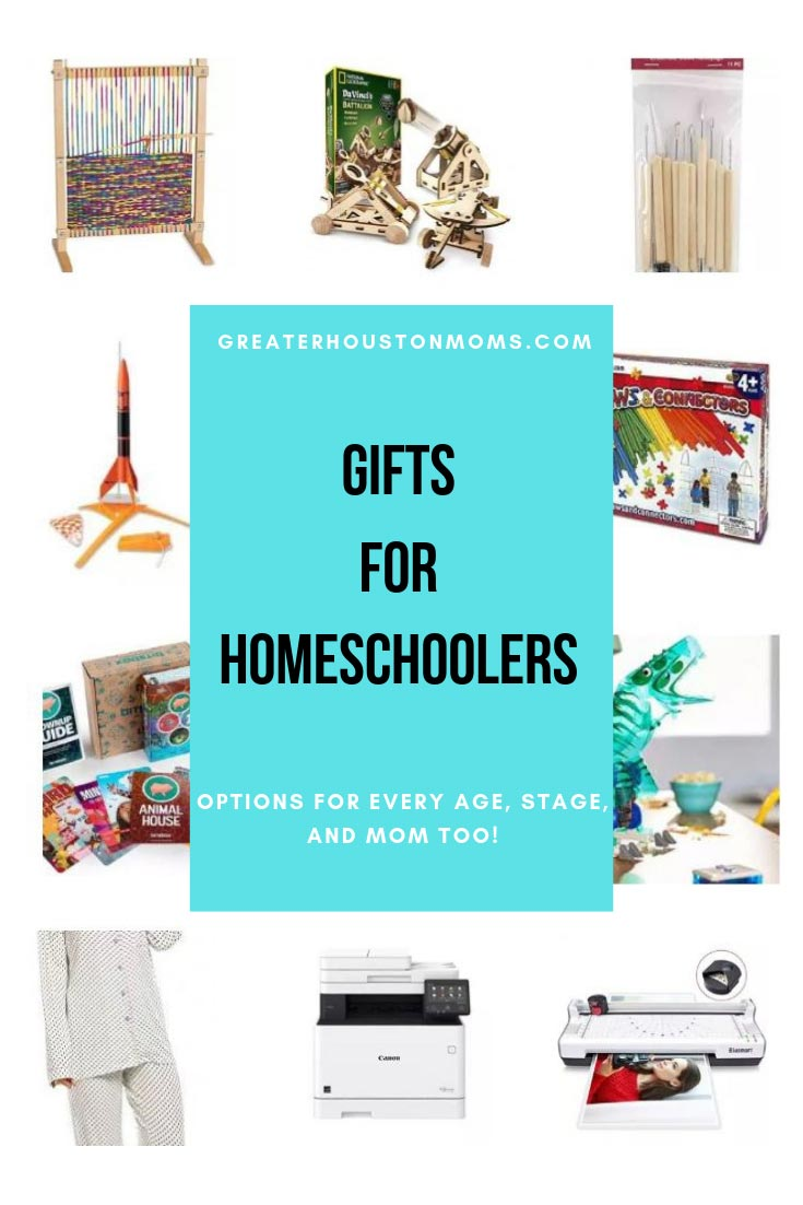 Gifts for Homeschoolers
