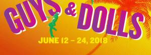 TUTS - Guys and Dolls @ Theatre Under the Stars - Hobby Center | Houston | Texas | United States