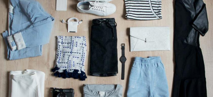 Capsule Travel Wardrobe