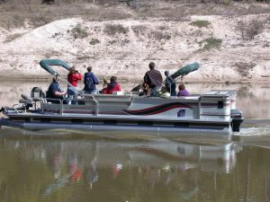 Buffalo Bayou Twilight Pontoon Boat Tours @ Sabine Promenade | Houston | Texas | United States