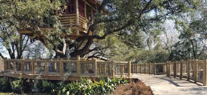 Bridgeland Treehouse Park