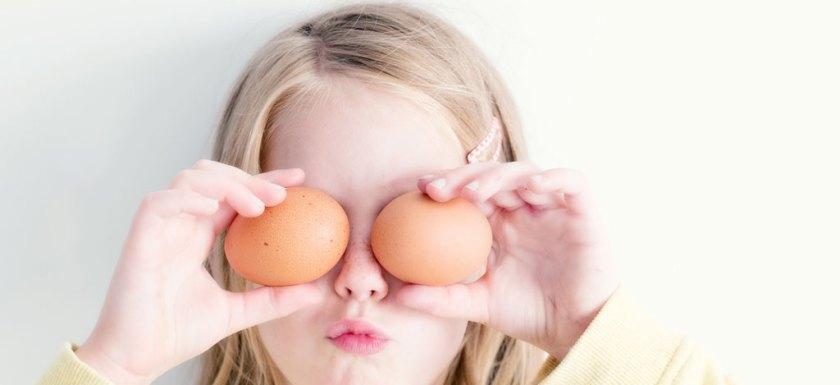 Egg Eyed Girl