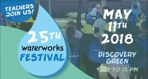 25th Annual WaterWorks Festival @ Discovery Green | Houston | Texas | United States