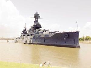 Veteran's Day Event aboard the Battleship TEXAS @ Battleship Texas State Historic Site  | La Porte | Texas | United States