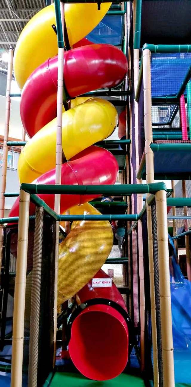 Woodlands Church Indoor Playground