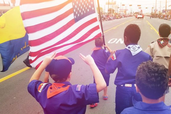 BSA Scouting