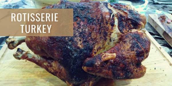 Rotisserie Turkey