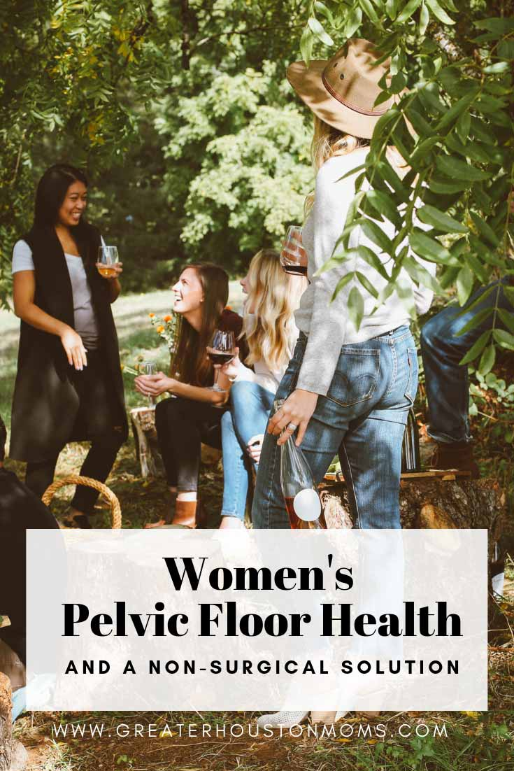 Complimentary dinner and information session hosted by renovia about women's pelvic floor health and using leva.