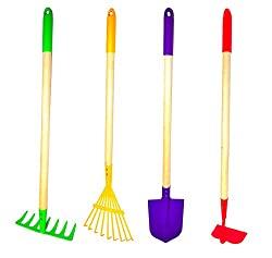 kid's garden tools