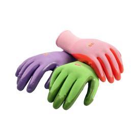 trio pack of garden gloves