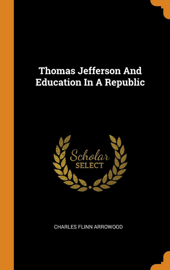 GHM October Family Book Club   Thomas Jefferson and Education in a Republic