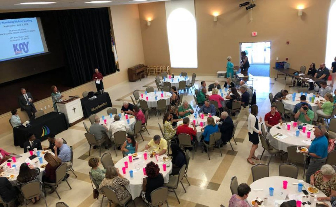 May 2018 Luncheon