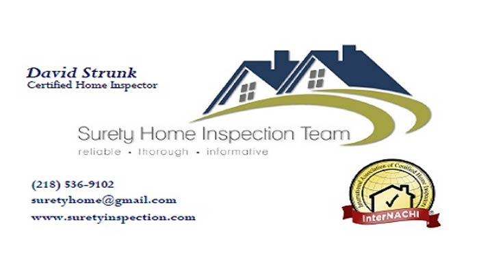 Surety Inspection