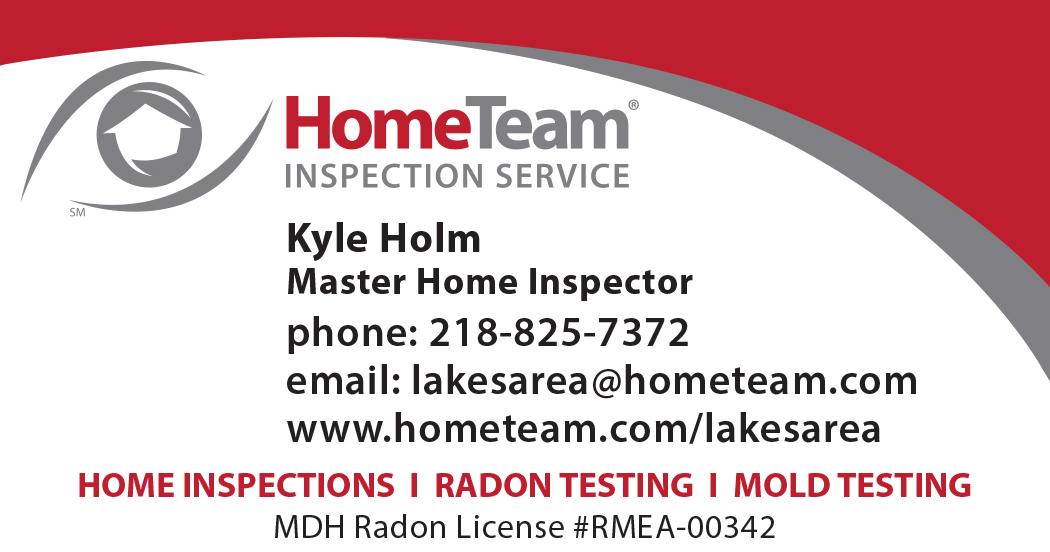 HomeTeam Inspection