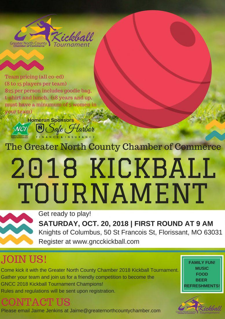 2018 Kickball Tournament – October 20
