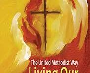 living our beliefs the united methodist way book cover by kenneth carder