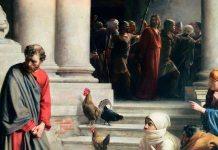 Denial of Peter