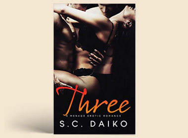 Three: A Menage Erotic Romance: $2.99