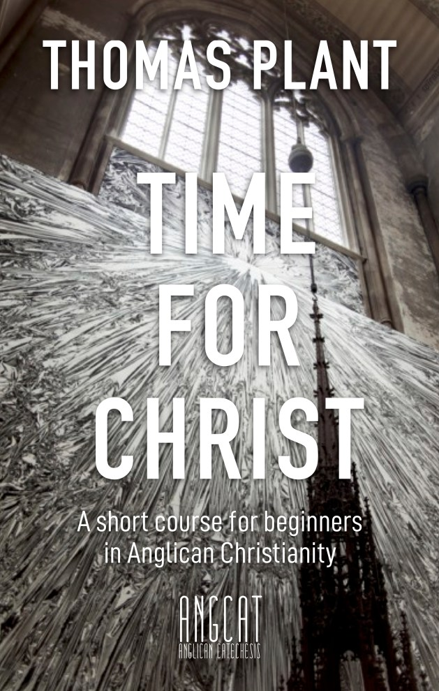 Time for Christ draft cover
