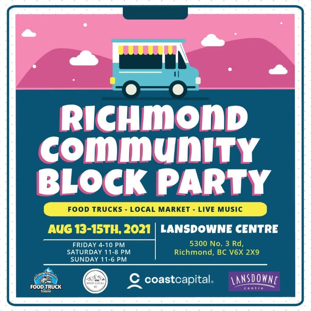 Richmond Community Block Party