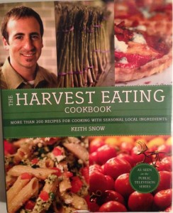 The Harvest Eating Cookbook