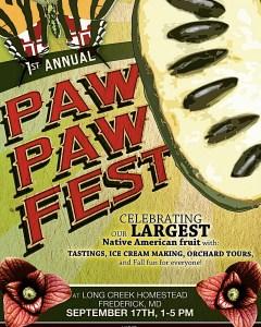 Frederick Paw Paw Festival 2016