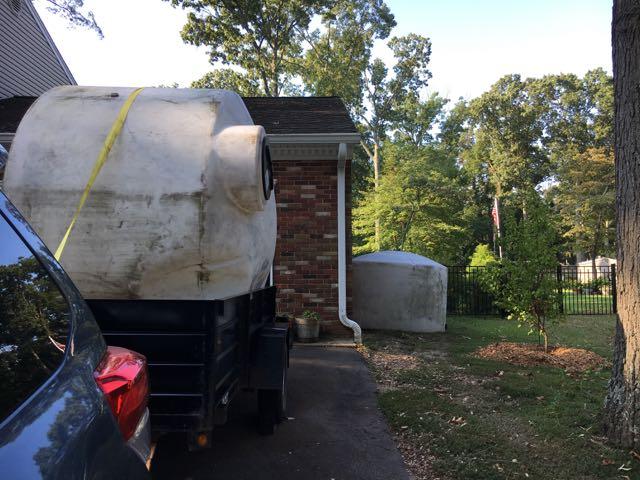 Early September 2016 Homestead Update