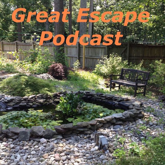 Great Escape Farms Podcast Epi085 – Videos Posted, Summer Travel, Summer Projects, Homestead news, and Conferences and Public Appearances.