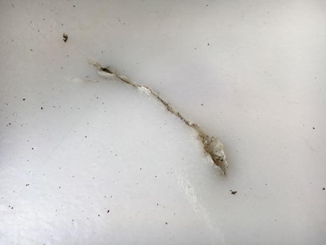 Polyethylene Water Tank Repair – Crack