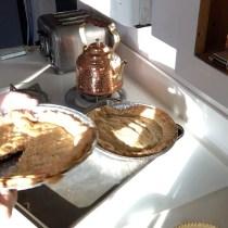 Making Garden Huckleberry Pie   Making Wonder Berry Pie