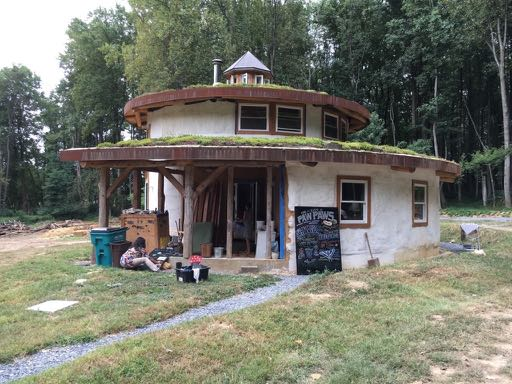 Permaculture and Homesteading Q and A Series No2 - Straw Bale House