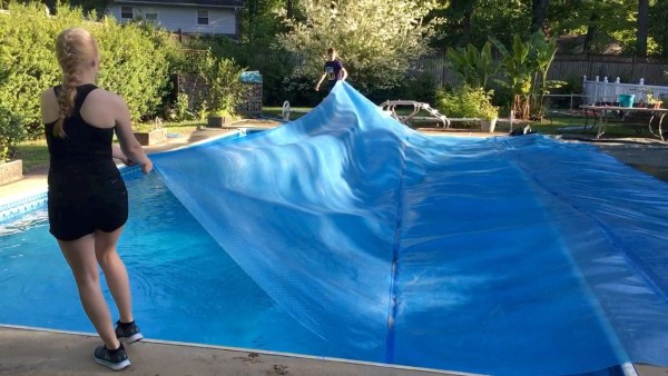 How to Open a Swimming Pool