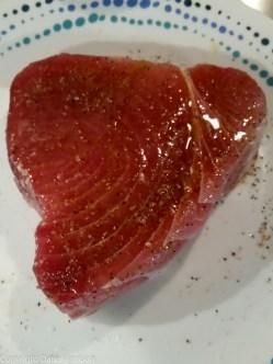 Miramar Beach, FL; RVing: fresh tuna