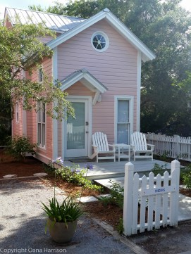 Seaside Pink Tiny House