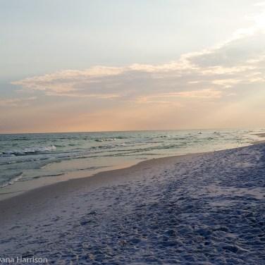 Miramar Beach sunset