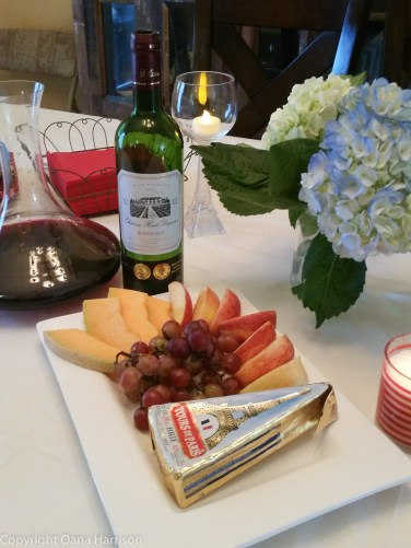 Brie is better with Bordeaux wine