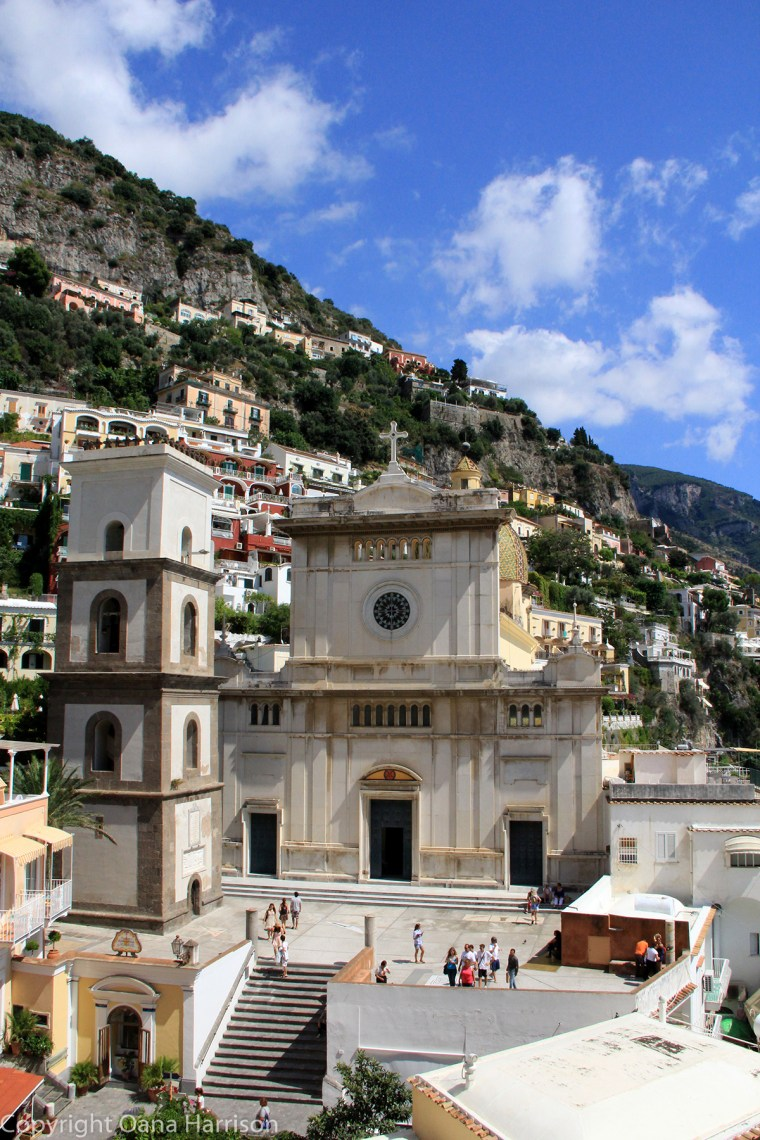 Positano Church of Santa Maria Assunta