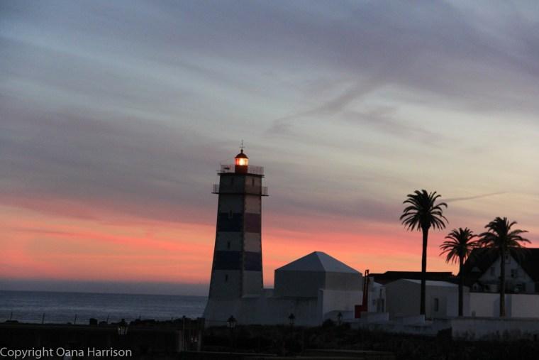 Cascais lighthouse