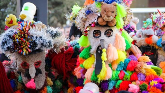 Romanian Traditions Christmas Maramures